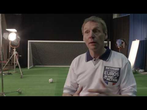 EURO 2016 |  Stuart Pearce - Betfred's Euro 2016 Pundit