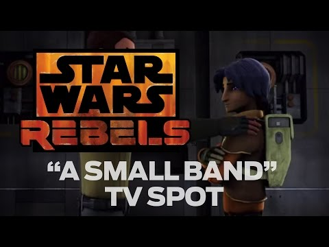 "Star Wars Rebels: ""Tyranny of the Empire"" TV Spot"