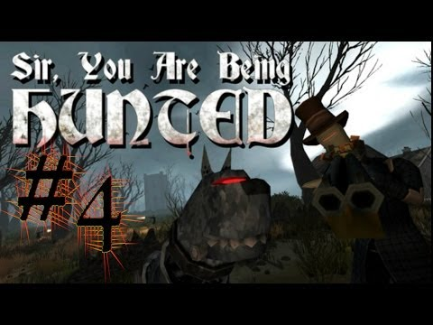 Sir, You Are Being Hunted #4 -Neuland- -Let`s Play- (German/HD)