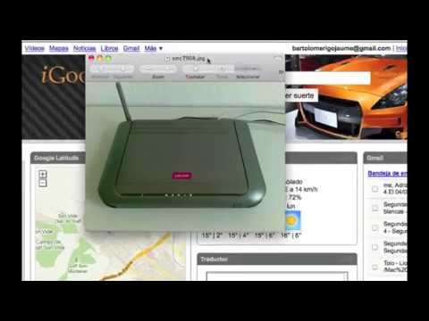 Configurar Tu Router ZTE ZXV10 W300 De Telefnica Del Per [wi-fi