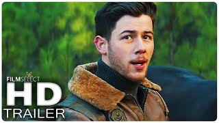 JUMANJI 3: THE NEXT LEVEL Final Trailer (2019)