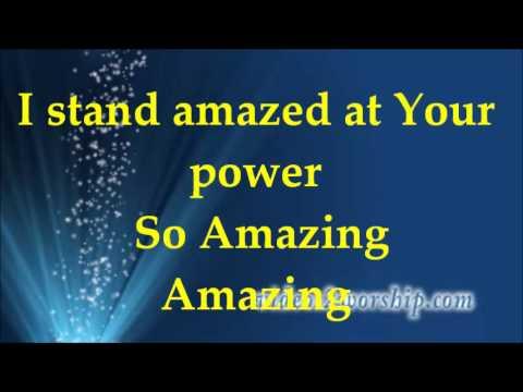 Amazing - Hezekiah Walker - Lyrics