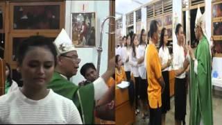 Download Lagu Kunjungan Uskup Mgr. Martinus Situmorang Ke Paroki Santa Maria Tirtonadi Gratis STAFABAND