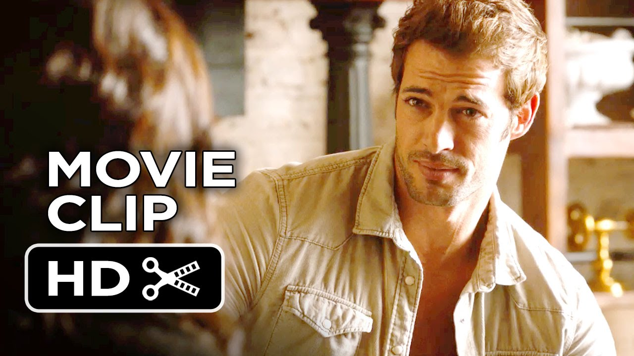 Addicted Movie CLIP - I'm All Yours (2014) - William Levy Drama HD ...