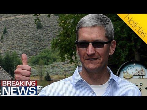 Tim Cook contra Android y la sorpresa de Apple para este año