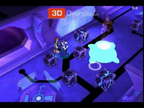 3D Ben 10 Psyphon - 3D Oyunlar