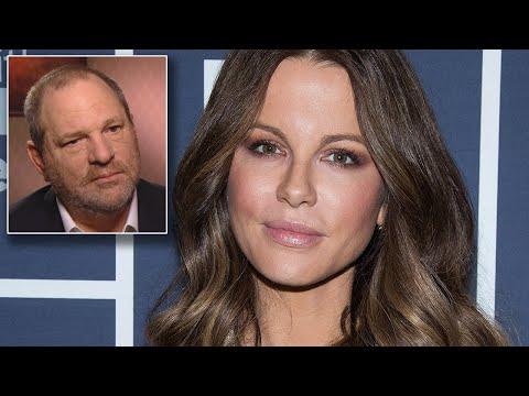 Kate Beckinsale Describes Creepy Harvey Weinstein Encounter When She Was 17