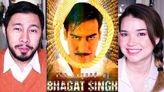 THE LEGEND OF BHAGAT SINGH | Movie Review by Jaby & Achara