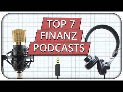 Top 7 Finanz Podcast, welche du hören solltest wenn du mehr aus deinem Geld machen willst