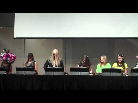 Floyd Central High School Handbells performing Just Dance By Lady Gaga.MP4