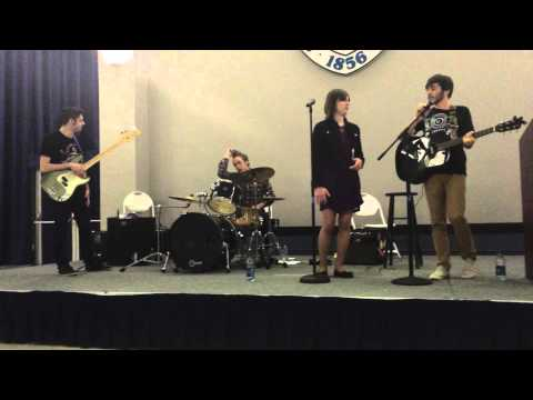 Hardwood Four at Rock-A-Thon 2015