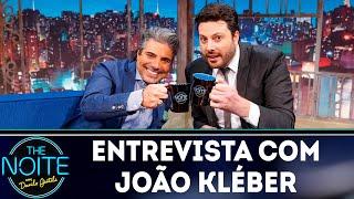 Entrevista com João Kléber | The Noite (25/04/19)