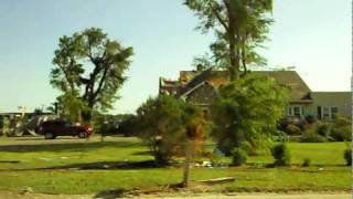 Dundee, Michigan Tornado on M-50