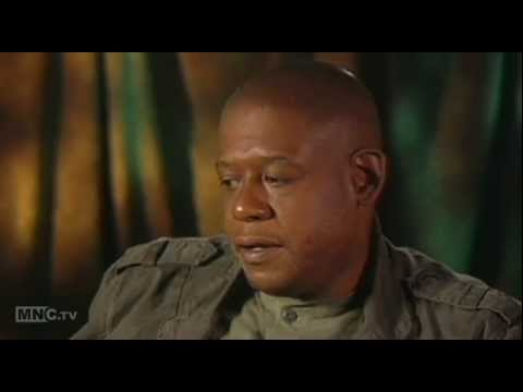 Movie Star Bios - Forest Whitaker