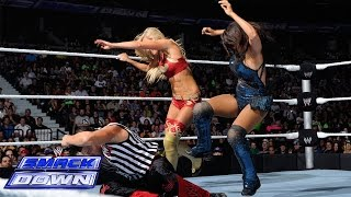 Summer Rae vs. Layla - Special Guest Referee: Fandango - SmackDown, July 11, 2014