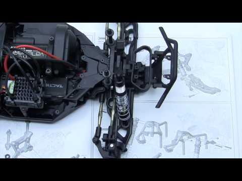 Axial Yeti Build Video #31