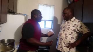 Gossip | Keparr gi - Episode 3: Narr's African food