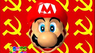 Soviet Union (USSR) National Anthem Super Mario 64 Edition