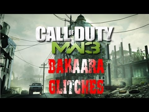 [GERMAN] Tutorial - Bakaara Glitches/Infected Spots/Hiding Spots