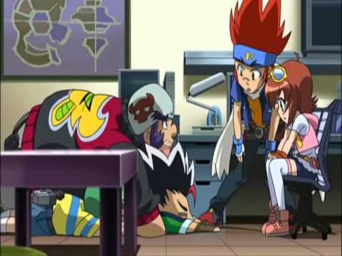 Metal Fight Beyblade VS The Sun The Movie - Sol Blaze, the Scorching-hot Invader part 2