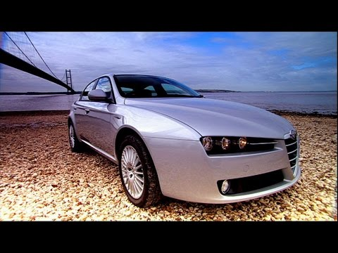 Alfa Romeo 159: Racing a Man Across the Humber River (HQ) – Top Gear – Series 10 – BBC