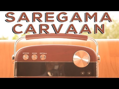 Saregama Carvaan Bluetooth Speaker Unboxing | How to use Saregama Carvaan
