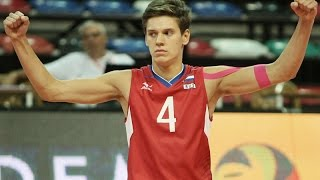Top 10 Best Volleyball Spikes in The EG: Viktor Poletaev
