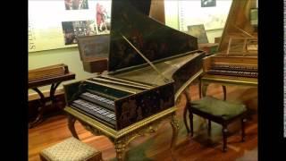 C.P.E. Bach Concerto for 2 Harpsichords in F major, Wq 46
