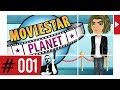 Let's Play - Moviestar Planet #001 - PhatFred's First Steps