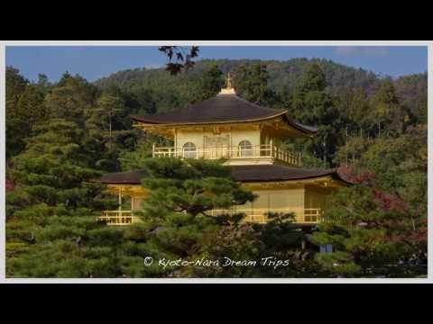 Shogun Ashikaga Yoshimitsu's (足利 義満) Villa: Kinkaku-ji (金閣寺)!