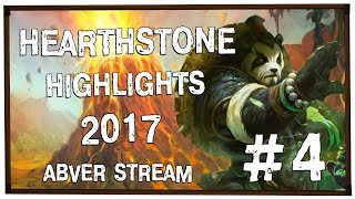 Hearthstone Highlights 2017 #4
