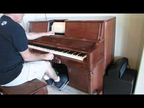 1960 Piano Worth 1960 Hardman Duo Player Piano