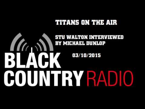Black Country Radio Interview 3rd Oct 15
