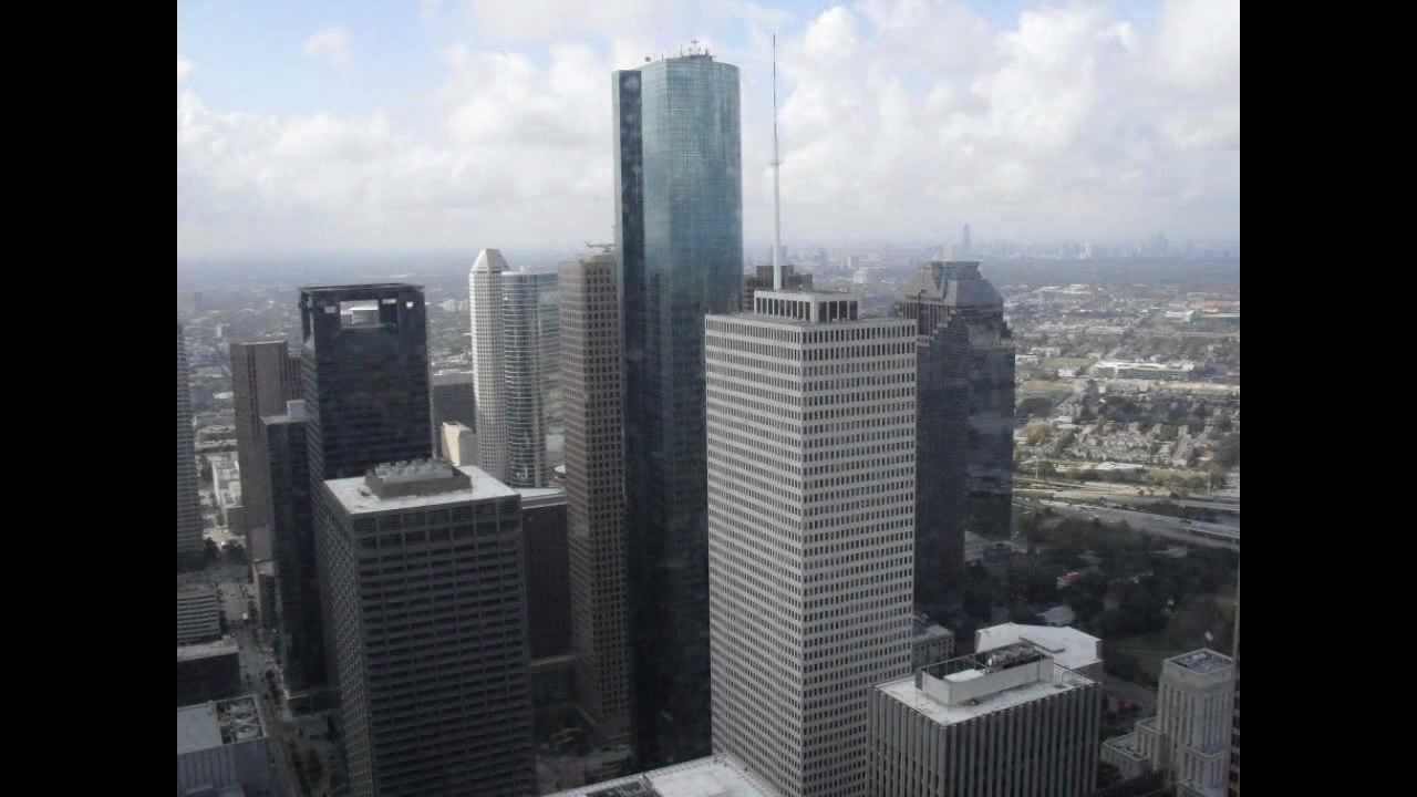 Jp Morgan Chase Tower Observation Deck Houston Youtube