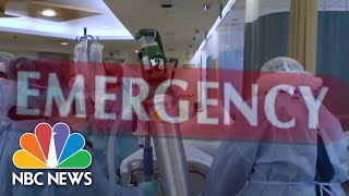 Seriously Ill Patients Avoid Hospitals Over Coronavirus Fears | NBC News NOW