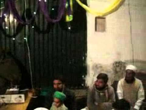 Halima Main Teray Muqadran To.mp4 Mehfil Naat Gulzaib Colony Multan video