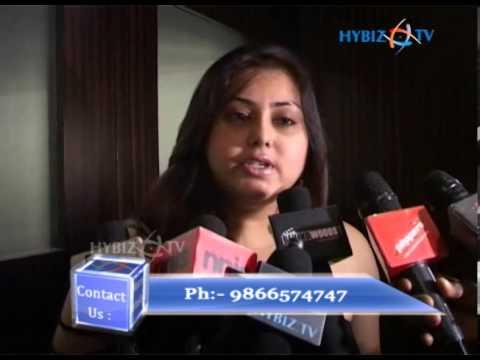 Actress, Namitha Kapoor, Beauty Because Club Launch, Chennai, Tamil Nadu video