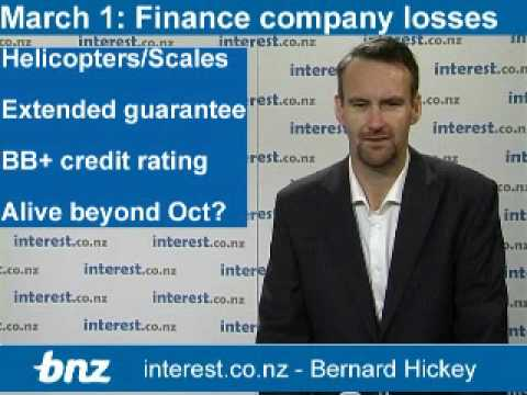 90 seconds at 9am: South Canterbury's big loss; Allied's ugly findings