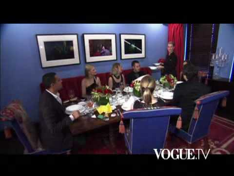 Holiday Entertaining - Vogue.TV Video