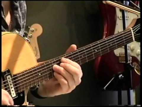 Ted Greene Seminar - California Vintage Guitar 5-18-03 part 6