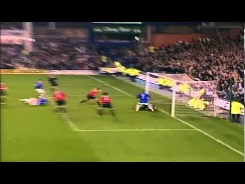 Everton 1-0 Manchester United 2004-05
