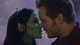 Fooled Around And Fell In Love (Gamora X Quill)