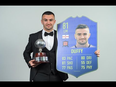 Michael Duffy - 2018 PFAI Player of the Year