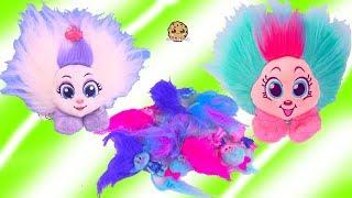 Shnooks + Dreamworks Trolls Surprise Blind Bags - Toy Video