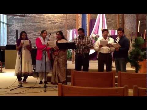 download lagu Santoshamey Samadhanamey gratis