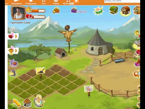 Видео взлом игры счастливый фермер.