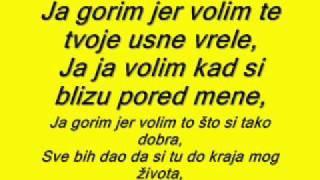 Mr. Black NOVO - Tvoje usne vrele (Tekst pesme)