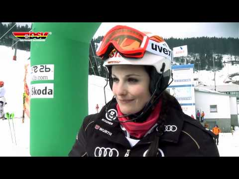 Alpin: Interview mit Christina Geiger (24.03.2012)