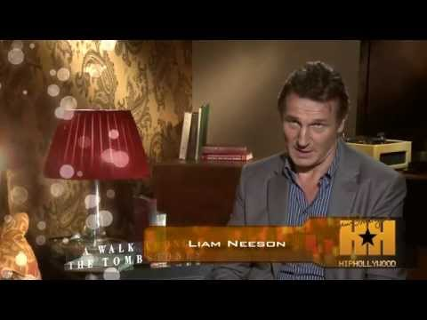 Liam Neeson Talks A Walk Among The Tombstones - Hiphollywood