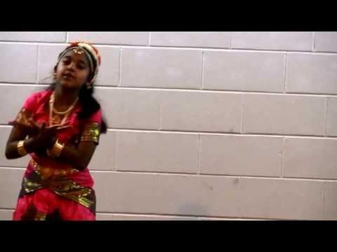Jaffy Shinu - Bharatanatyam Dance [song: seer Yesu Naathanukku Jaya Mangalam] video